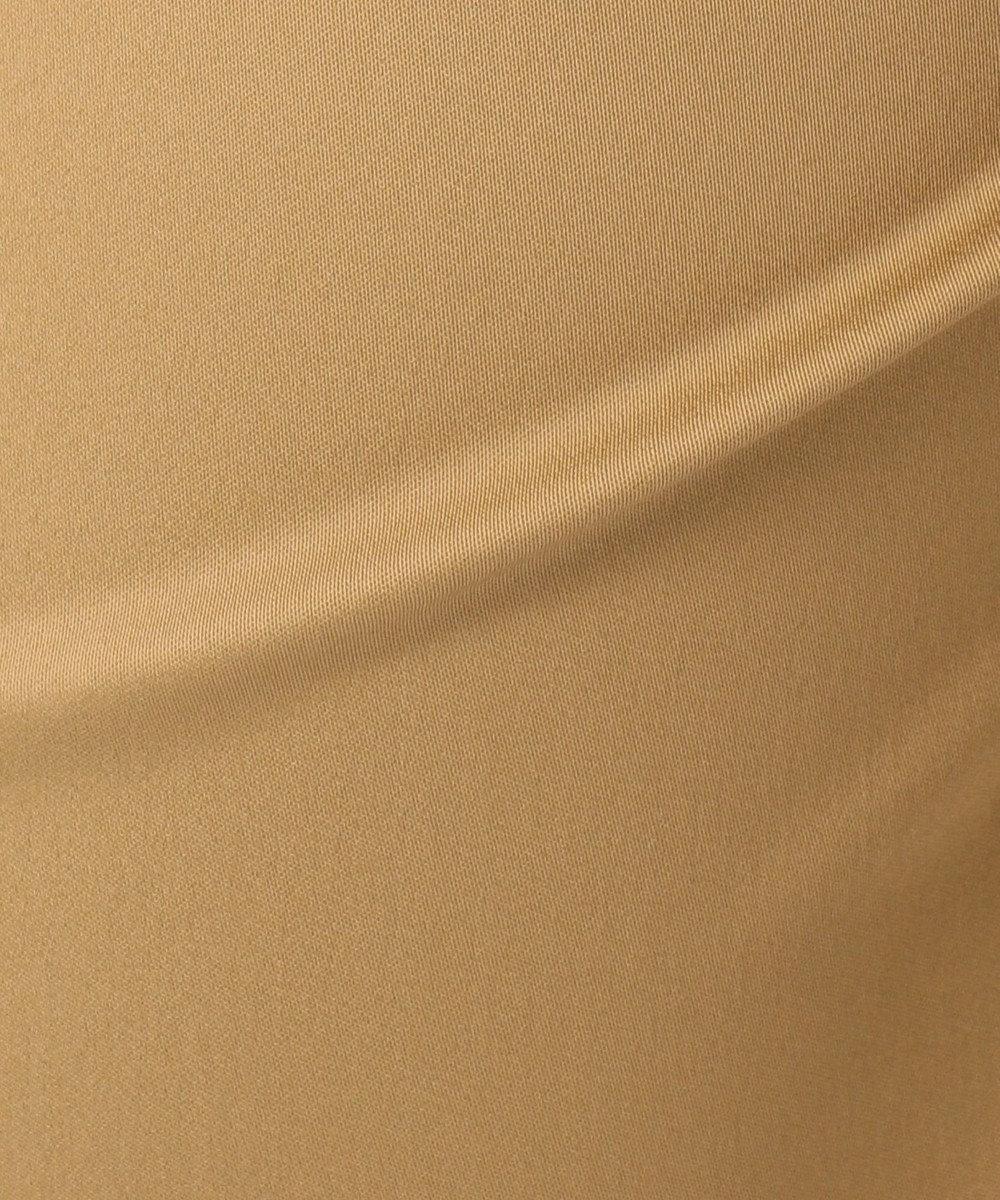 自由区 L 【UV機能】COOLMAX クロップドワイドパンツ(検索番号E49) キャメル