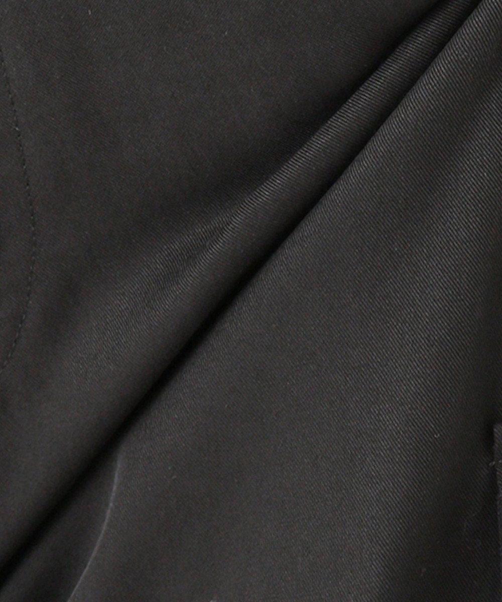 組曲 S 【洗える】リラックス カーゴパンツ(KD22) ブラック系