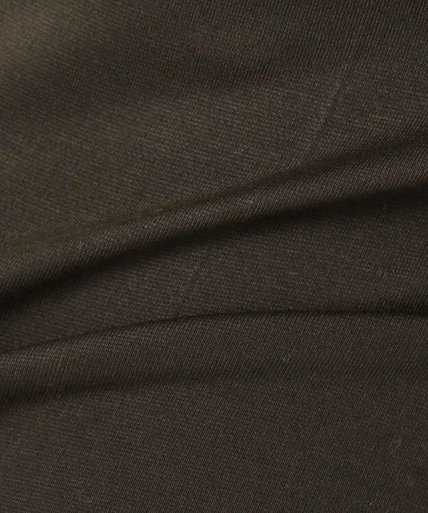 組曲 【洗える】ビスコースストレッチポンチ ストレッチパンツ