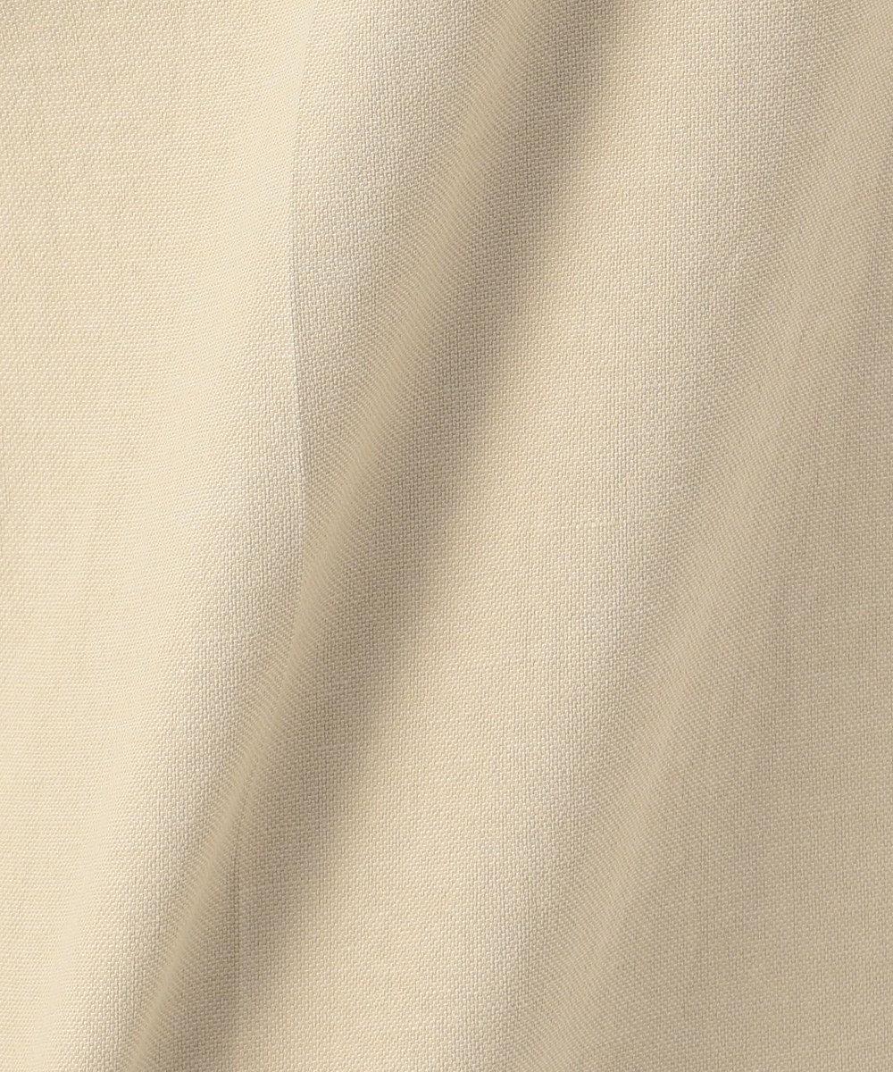 組曲 L 【洗える】ボディシェルドライオックス ワイドパンツ ブラウン系