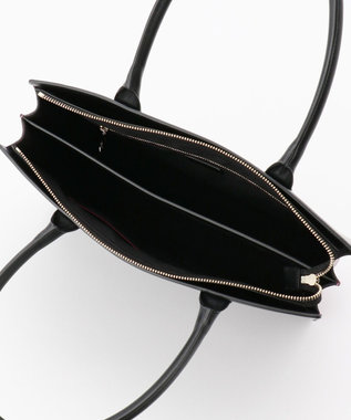 Paul Smith シンプリファイド コンサティーナ トートバッグ ブラック系