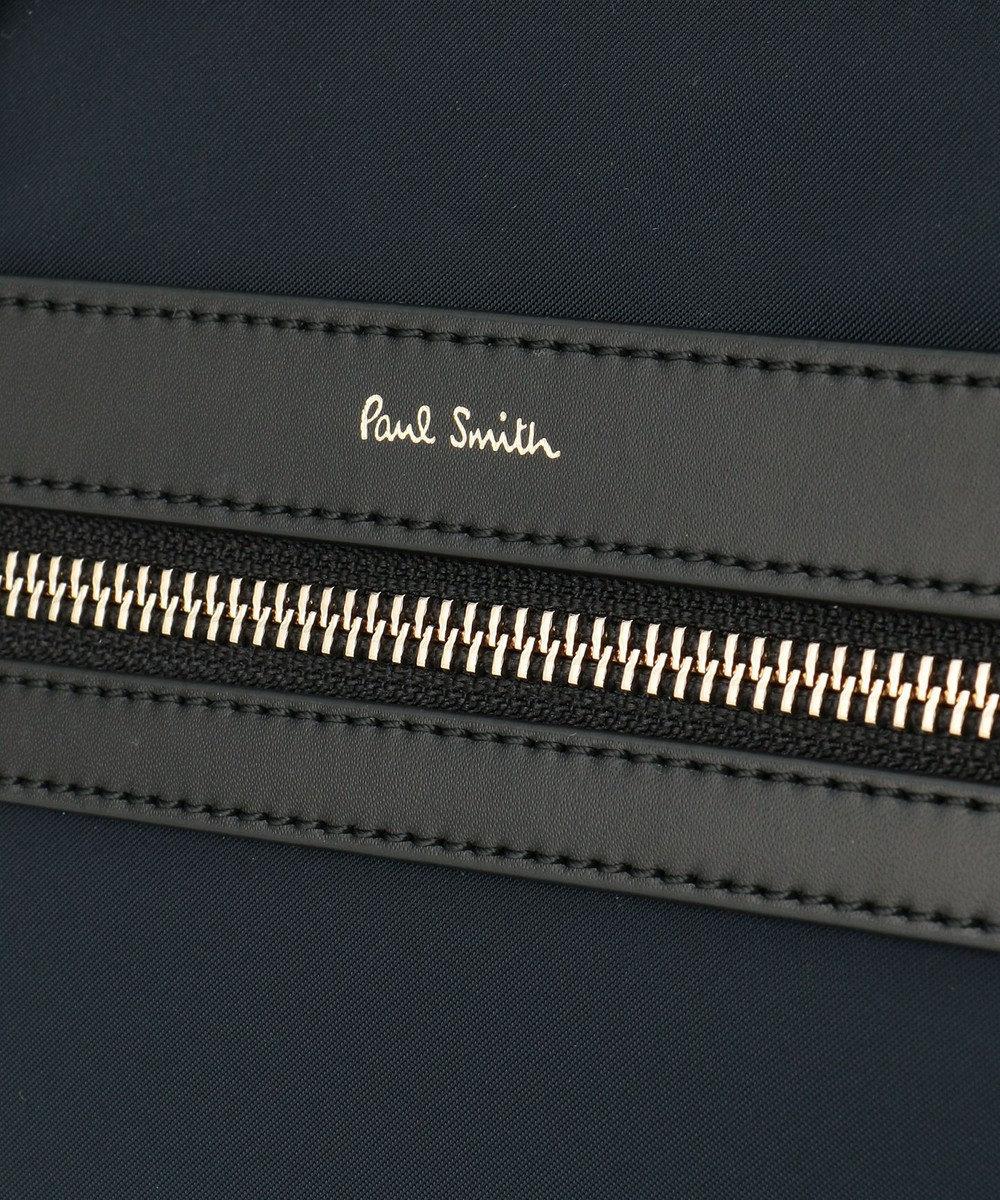 Paul Smith カラーフラッシュナイロン トートバッグ グレー系
