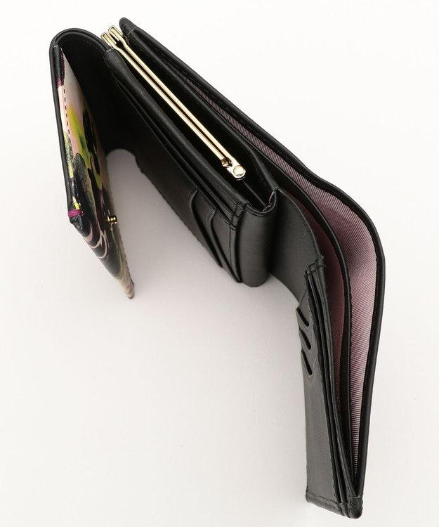 Paul Smith ヘイジーパンジー 2つ折り財布(がま口)
