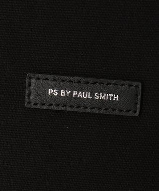 Paul Smith サイクルストライプバインディング トートバッグ(M) ブラック系