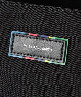Paul Smith サイクルストライプウェビング トートバッグ ブラック系