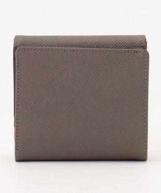 Paul Smith カラーフラッシュ 2つ折り財布 グレー系