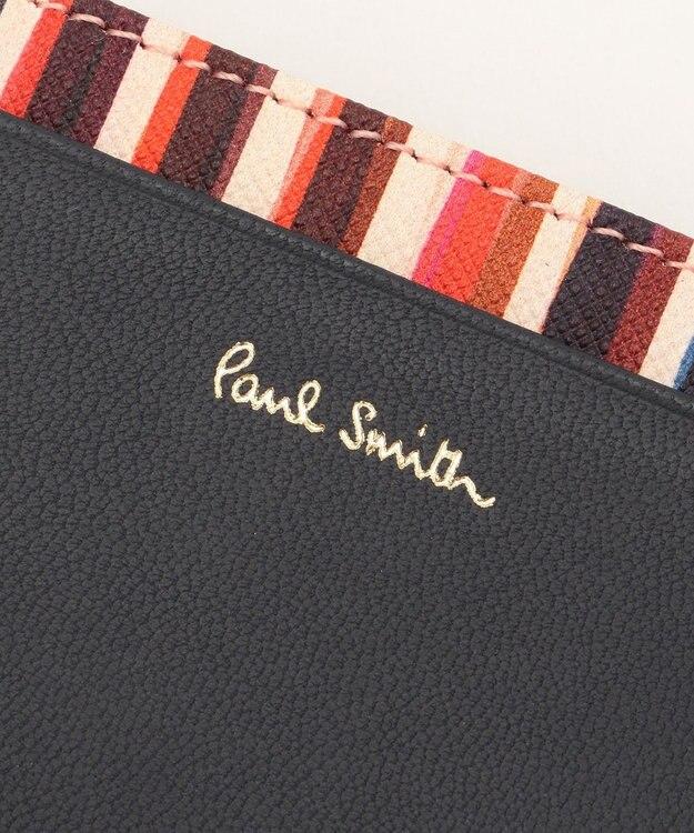 Paul Smith クロスオーバーストライプ パスケース