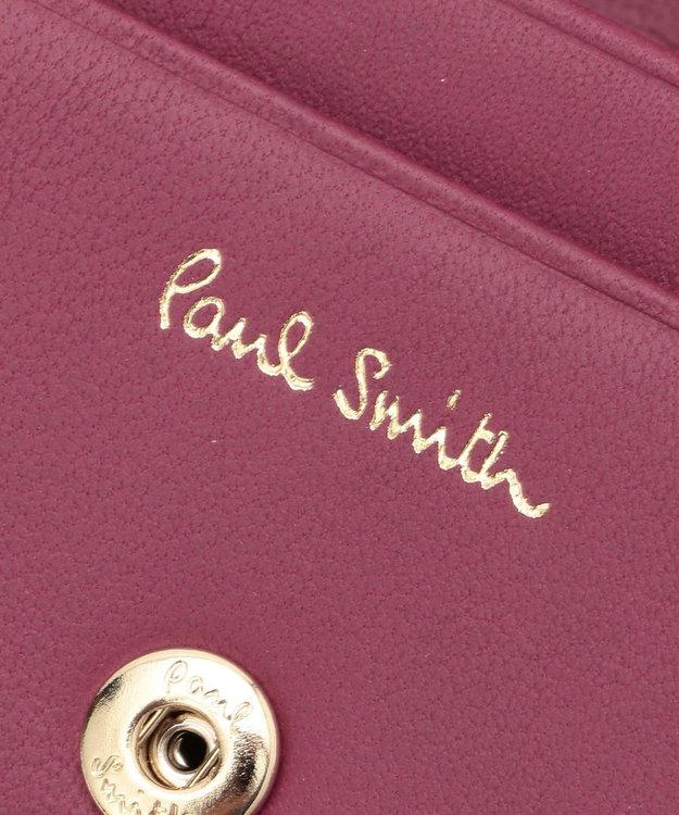 Paul Smith クロスオーバーストライプ カードケース