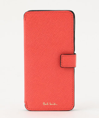 Paul Smith ミニラビット iphoneケース レッド系