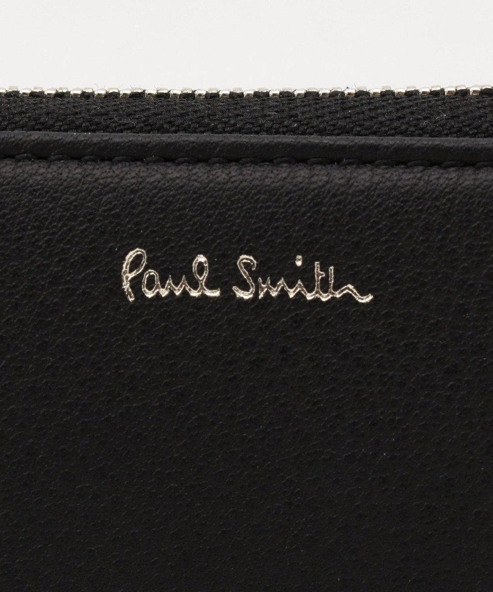 Paul Smith ハートプル 長財布 ブラック系