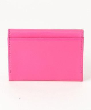 Paul Smith ラブレター カードケース ピンク系