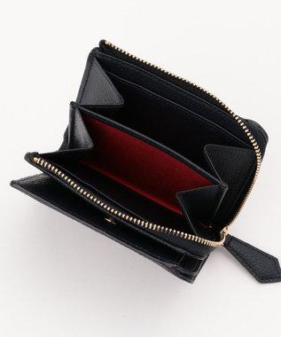 Paul Smith マルチカラーブロック ミニ財布(2つ折り) ネイビー系