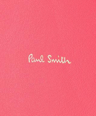 Paul Smith クラシックレザー ミニボストンバッグ ピンク系