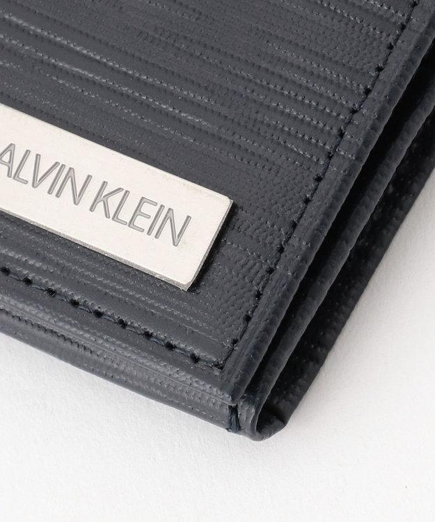 CK CALVIN KLEIN MEN 【大人気】タットII 長財布