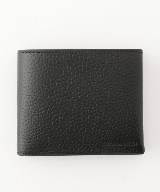 CK CALVIN KLEIN MEN 【大人気】ラップ 財布 (二つ折)