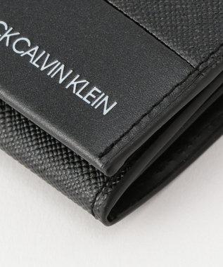 CK CALVIN KLEIN MEN アロイ 名刺入れ ブラック系