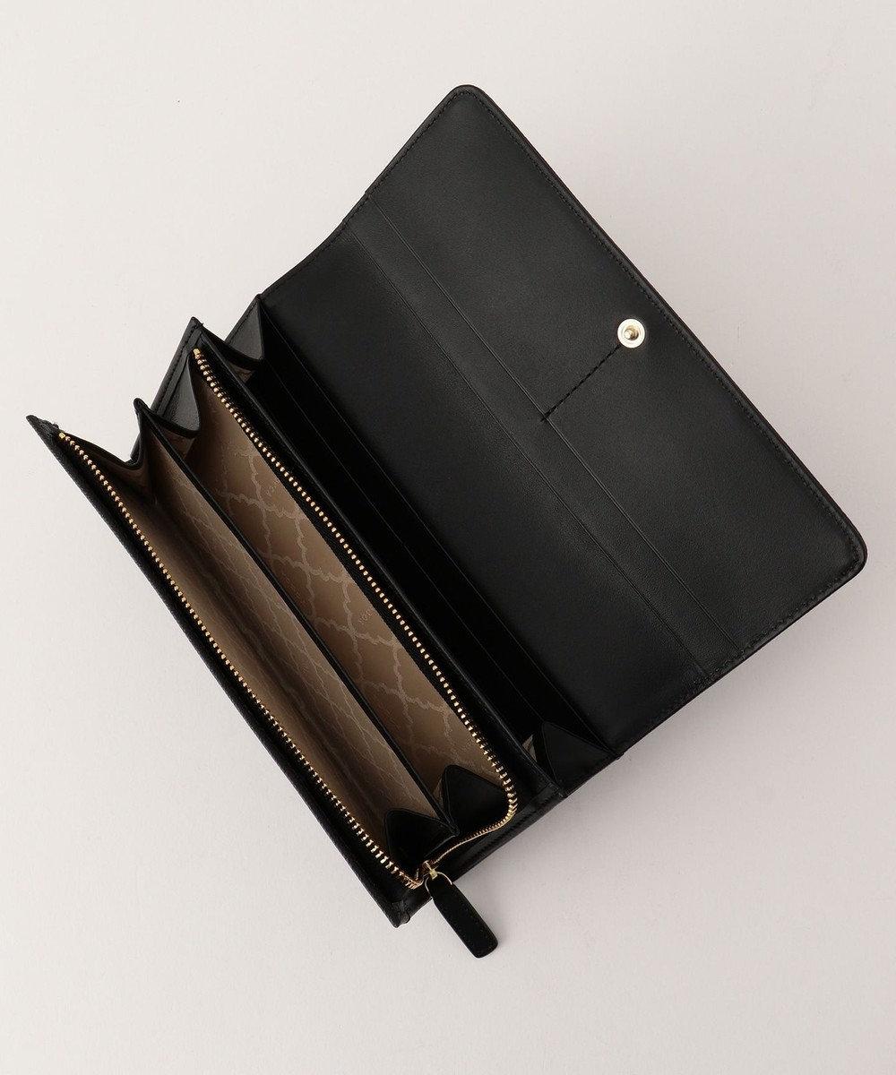 TOCCA ARIANE WALLET 長財布 ブラック系