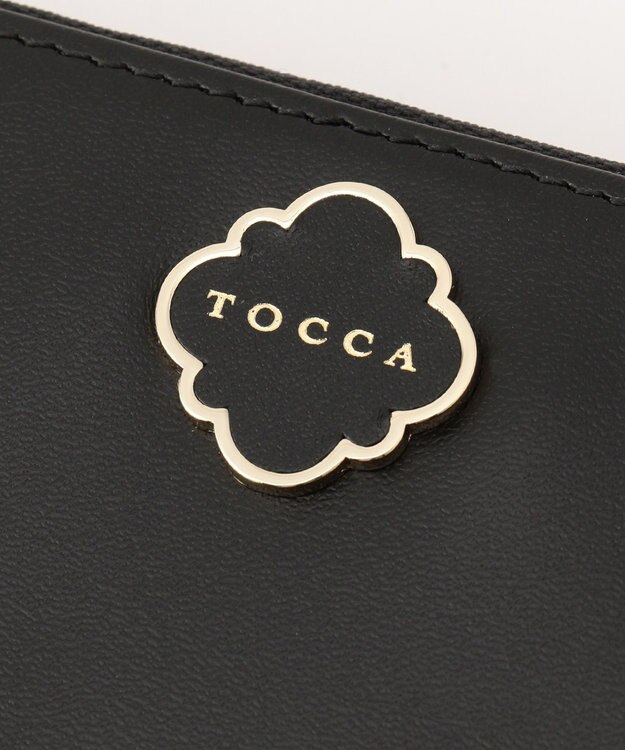 TOCCA HEROINE ZIP AROUND WALLET 長財布