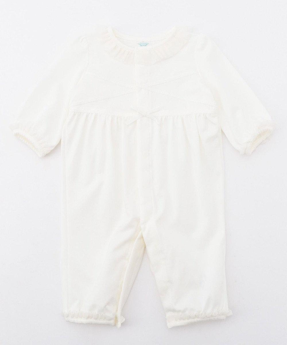 TOCCA BAMBINI 【BABY】PrimRibbon ロンパース ホワイト系