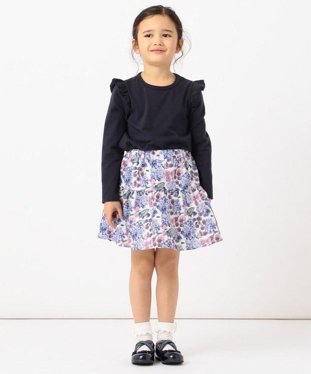 any FAM KIDS 【100-130cm】花柄スカート