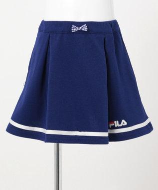 any FAM KIDS 【KIDS】FILA ポンチ スカート ネイビー系
