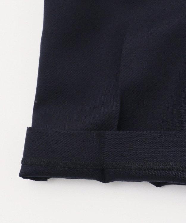 J.PRESS KIDS 【100-130cm】ギャバタッサー ハーフパンツ