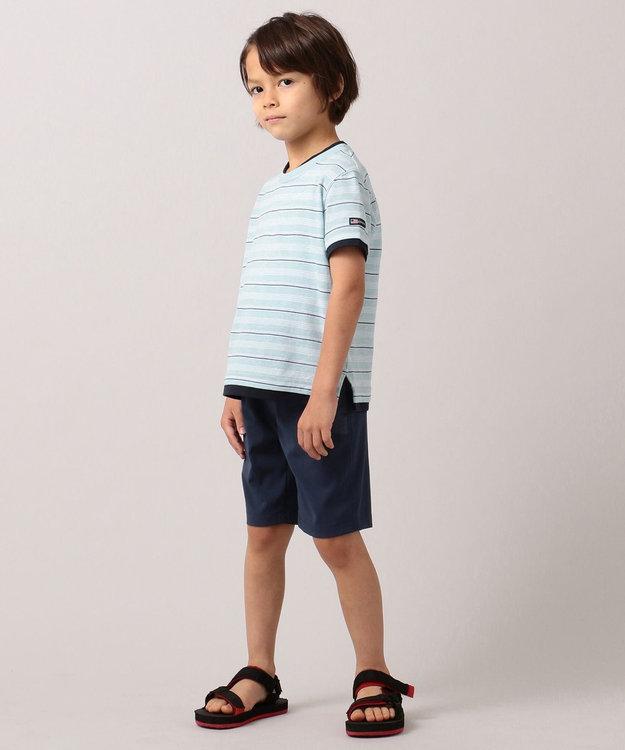 J.PRESS KIDS 【110-130cm】ドライストレッチ ハーフパンツ