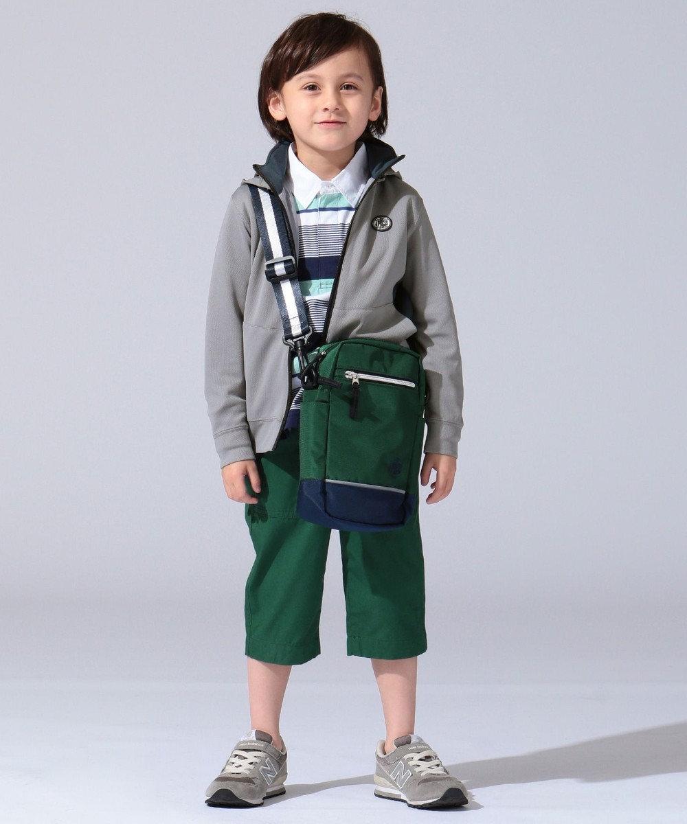 J.PRESS KIDS 【TODDLER】アトラクティブクロップド パンツ グリーン系