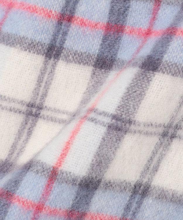 組曲 KIDS 【25th / TODDLER】パステルシャギーチェック パンツ