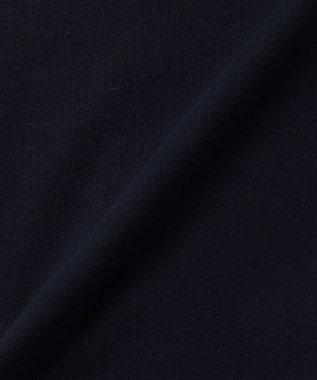 組曲 KIDS 【TODDLER】32/オーガニックストレッチ天竺 スパッツ ネイビー系