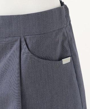 TOCCA BAMBINI 【SCHOOL】ショートフリル パンツ ネイビー系