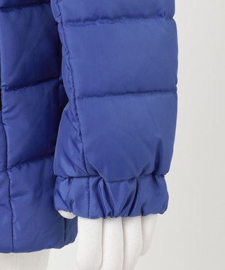 J.PRESS KIDS 【110-130cm】ポリエステルタフタダウン ジャケット ブルー系