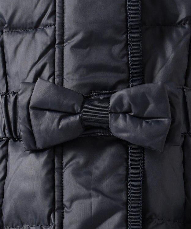 組曲 KIDS 【110~140cm】タフタロングダウン コート