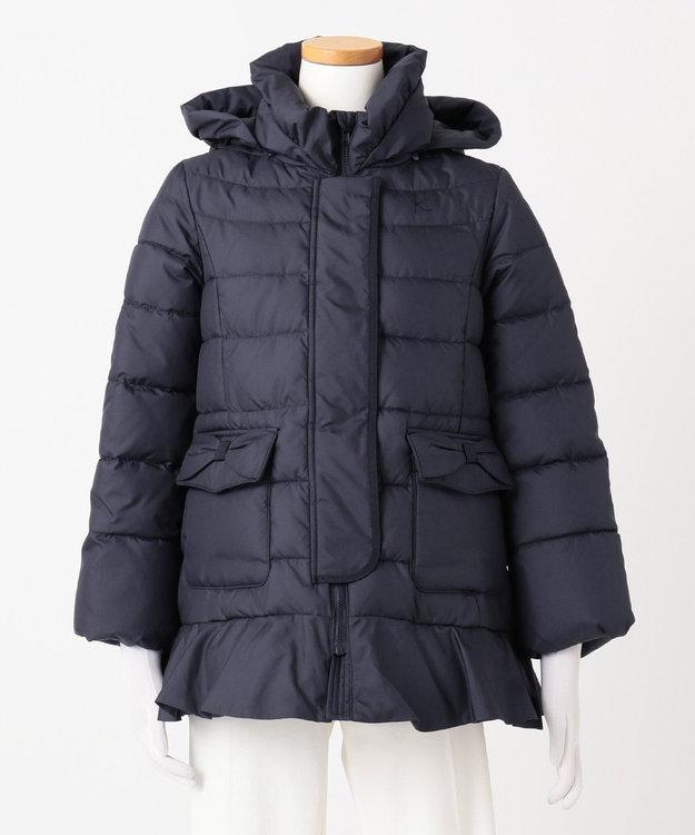 組曲 KIDS 【110~140cm】タフタショート コート
