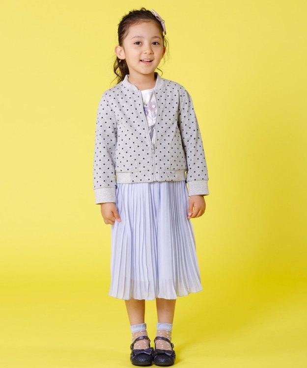 組曲 KIDS 【TODDLER】3WAYブルゾン