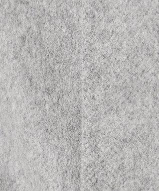 23区 ウールアルパカリバーショート丈 コート グレー系