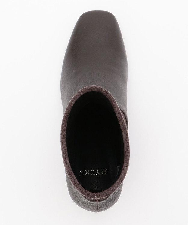 自由区 ストレッチ ショート ブーツ(検索番号:UE23)