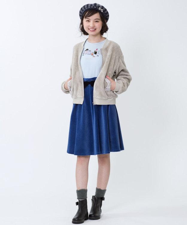 組曲 KIDS 【SCHOOL雑貨】ショートブーツ