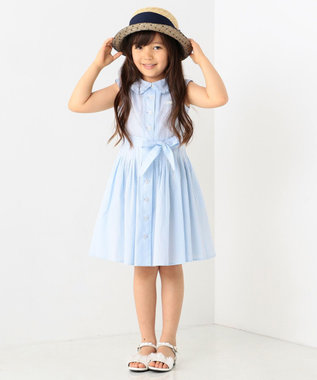 TOCCA BAMBINI 【KIDS雑貨】ラメフラワーサンダル アイボリー系