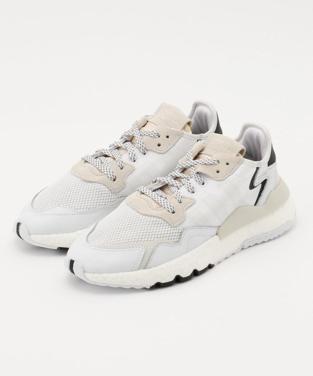 JOSEPH HOMME 【adidas】NIGHT JOGGER スニーカー ホワイト系