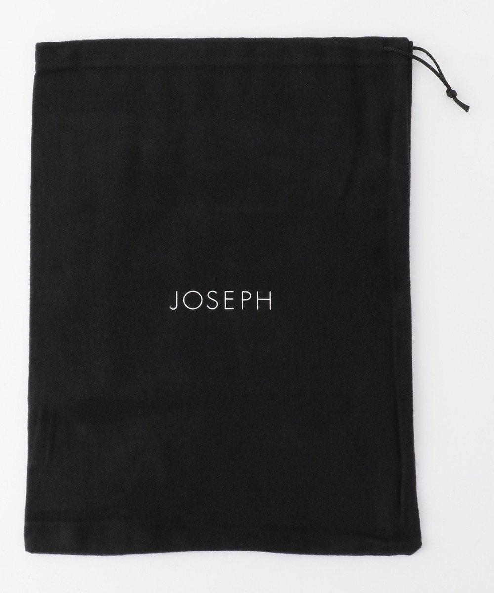 JOSEPH クロコパターン / ミュール サンダル キャメル系