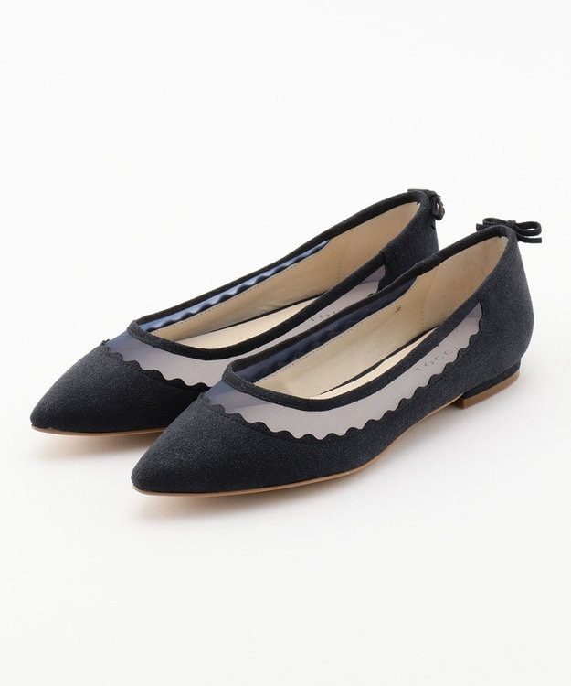 TOCCA RIPPLE FLAT SHOES フラットシューズ