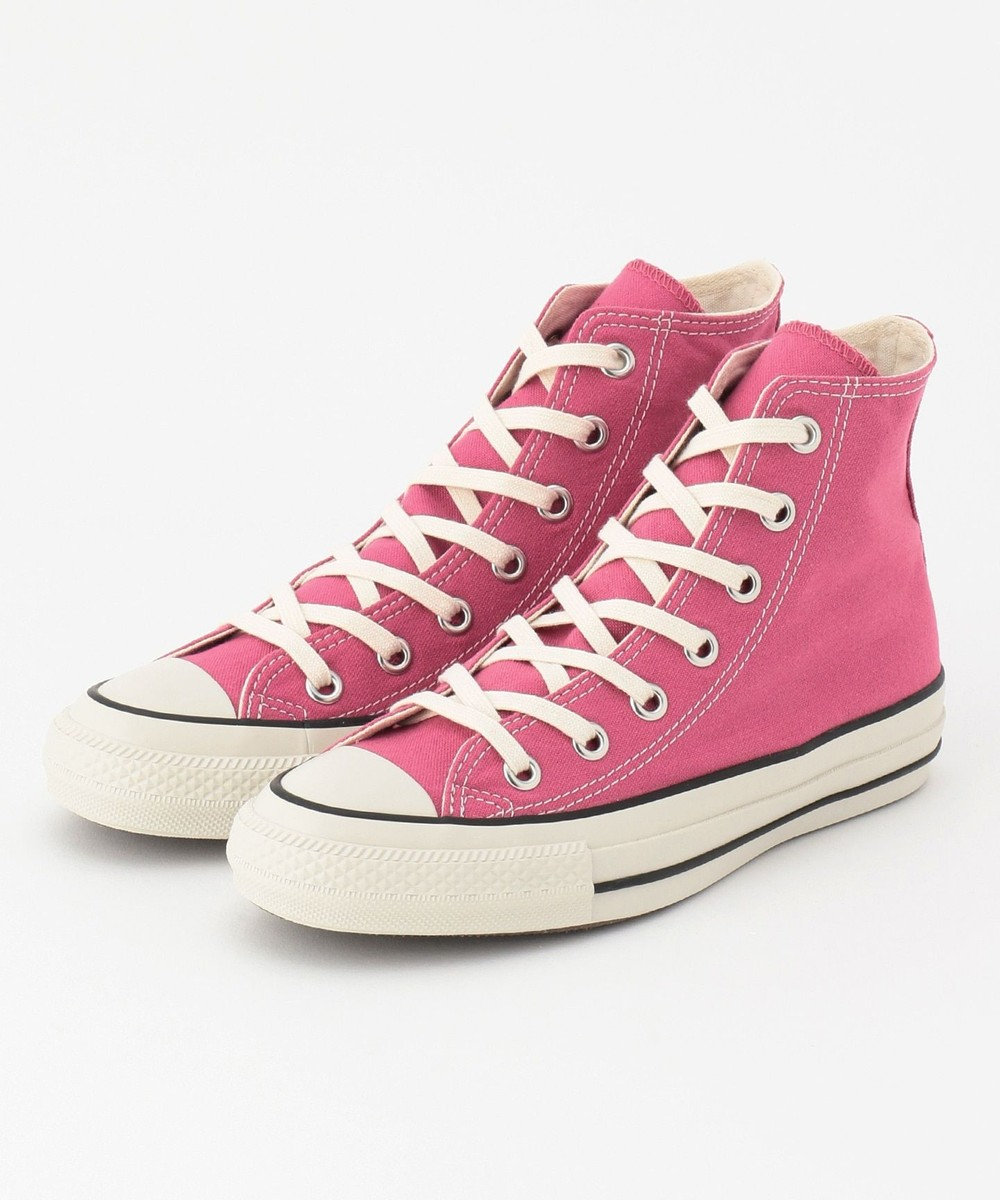 TOCCA 【TOCCA LAVENDER】ALL STAR FOOD TEXTILE スニーカー ピンク系