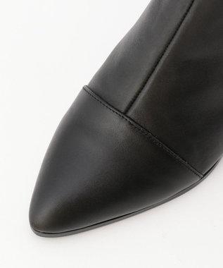 TOCCA BELT RIBBON BOOTIES ブーティ ブラック系