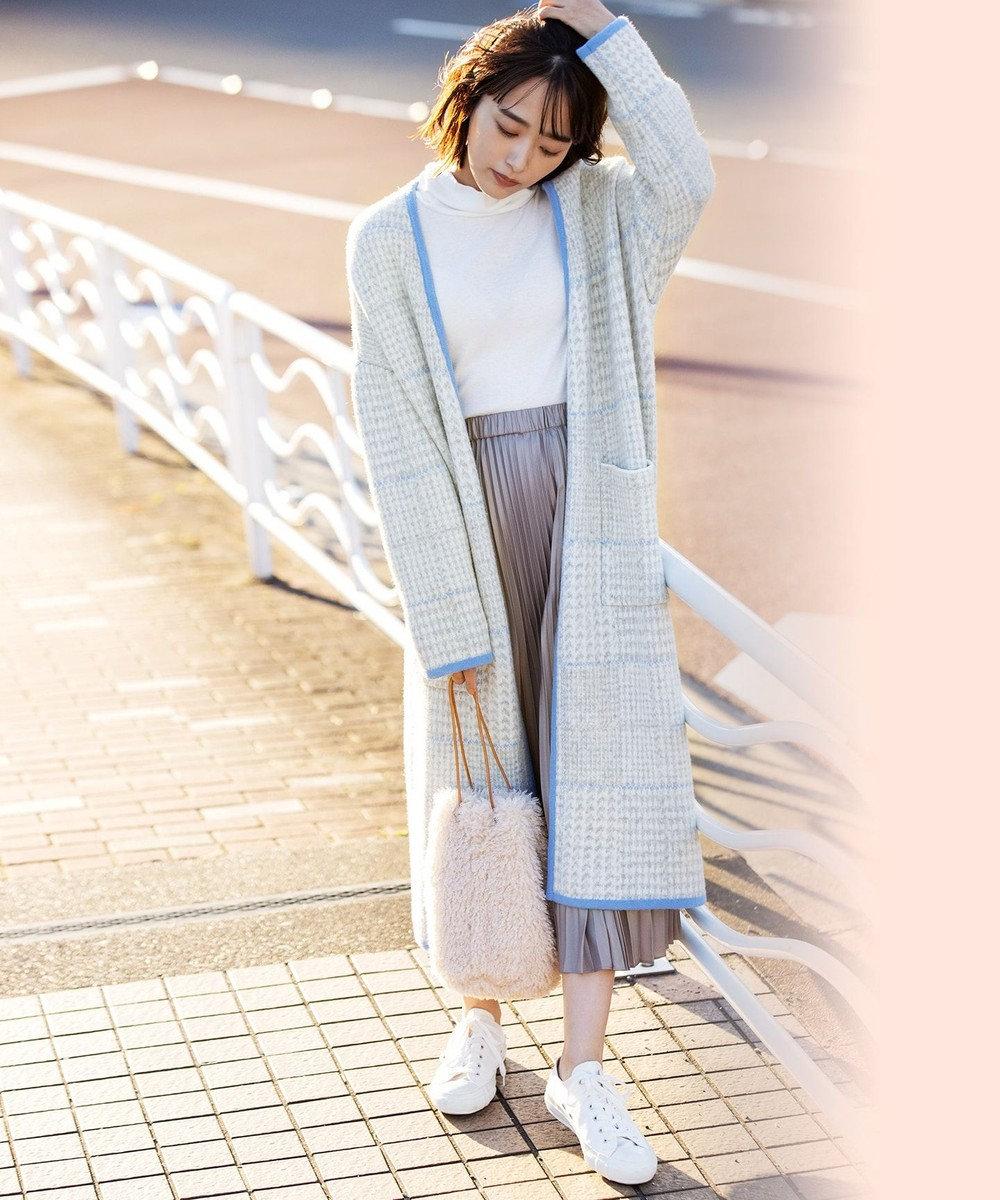 組曲 【VERYWEB掲載】MOONSTAR ベーシック スニーカー(22.5~24.5cm) ホワイト系