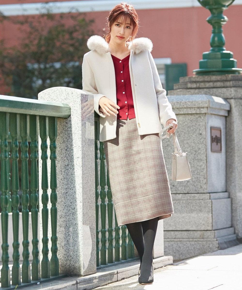 any SiS 【美人百花11月号掲載】22.5cm-24.5cm プレーンポインテッド パンプス ブラック