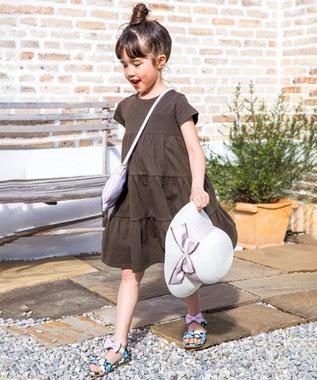 any FAM KIDS 【16‐22cm】フルーツプリント サンダル ネイビー系5