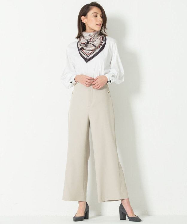自由区 【Class Lounge】LETI PRINT スカーフ