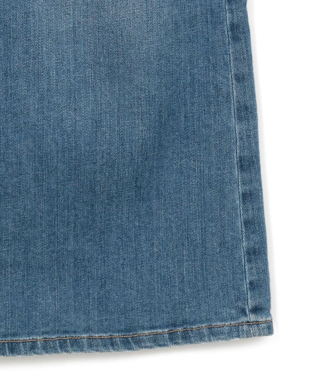 23区 【中村アンさん着用】23区DENIMストレッチデニム スカート(番号E38) ウォッシュドブルー系