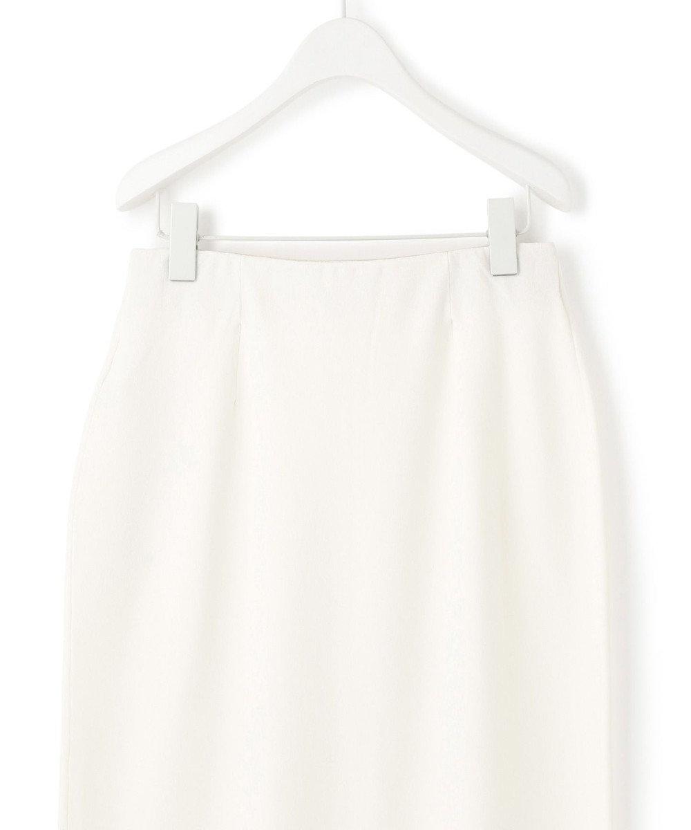 BEIGE, ORTUM / タイトスカート White